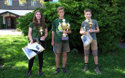 Zlatá srnčí trofej 2019